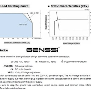 Genssi-36V-DC-97A-350W-Regulated-Switching-Power-Supply-0-3