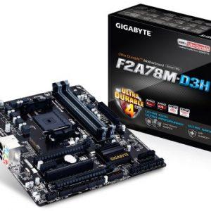 Gigabyte-FM2FM2-AMD-A78-HDMI-Dual-Link-DVI-D-Sub-2-Way-Crossfire-mATX-Motherboard-GA-F2A78M-D3H-0
