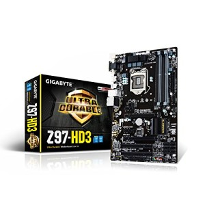 Gigabyte-GA-Z97-HD3-LGA-1150-Z97-HDMI-2-Way-CrossFire-ATX-Motherboard-0