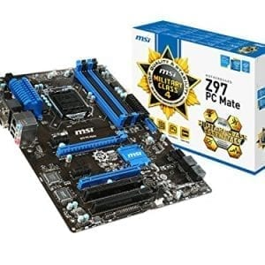 MSI-ATX-DDR3-2400-LGA-1150-Motherboards-Z97-PC-MATE-0