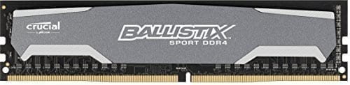 Crucial-Ballistix-Sport-4GB-Single-DDR4-2400-MTs-CL16-SR-x8-Unbuffered-0