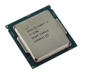 Intel Core i7 6700 34Ghz Quad Core Socket 1151 Skylake CPU OEM