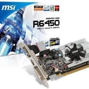 MSI-ATI-Radeon-HD6450-1-GB-DDR3-VGADVIHDMI-Low-Profile-PCI-Express-Video-Card-R6450-MD1GD3LP-0