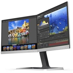 Philips-19DP6QJNS-19-x-2-Dual-LED-IPS-Monitors-54-Aspect-Ratio-Ultra-Narrow-Bezel-VGADPHDMI-wMHLUSB-0